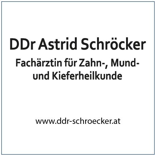DDr Astrid Schröcker